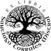 Sello ex libris El árbol de la vida n3