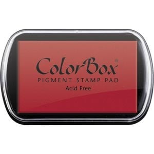 Tampon Colorbox Rojo Intenso 11525