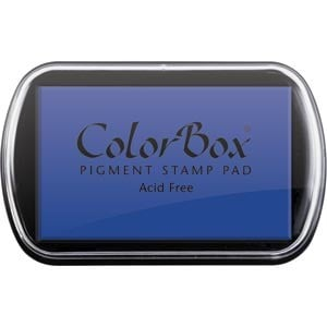 Tampon STD Colorbox 11518 Azul Real