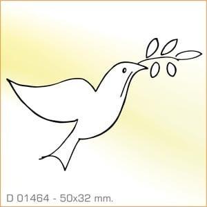 Sellos Aladine la paloma de la paz d-01464