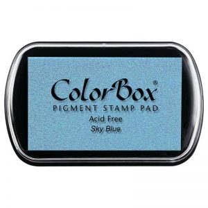 Tampon STD Colorbox 15038 Azul Cielo