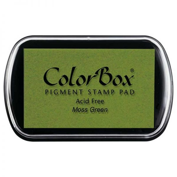 Tampon STD Colorbox Moss Green 15062