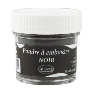 Polvos relieve embossing Aladine Negro 10182