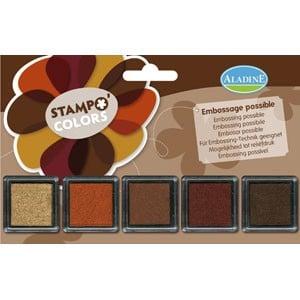Stampo Colors Camaieu Marrón 19001