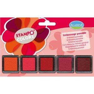 Stampo Colors Camaieu Rojo 19003