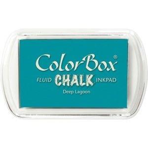 Mini tampón Colorbox Chalk Deep Lagoon