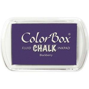 Mini tampón Colorbox Chalk Blackberry