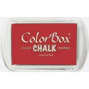 Mini tampón Colorbox Lipstick red