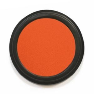 Tampón Izink para textil color naranja