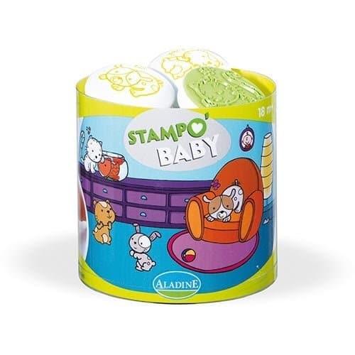 Stampo Baby Animales Domésticos