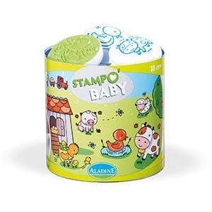 Stampo Baby Animales granja