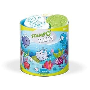 Stampo Baby Animales del mar