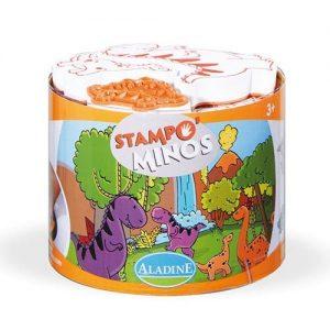 Stampo Minos Dinosaurios