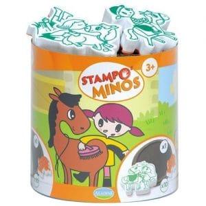 Stampo Minos Caballos