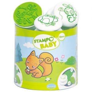 Stampo Baby Animales del bosque