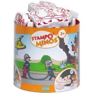 Stampo Minos Bomberos