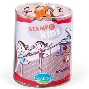 Stampo Kids Bailarina de ballet