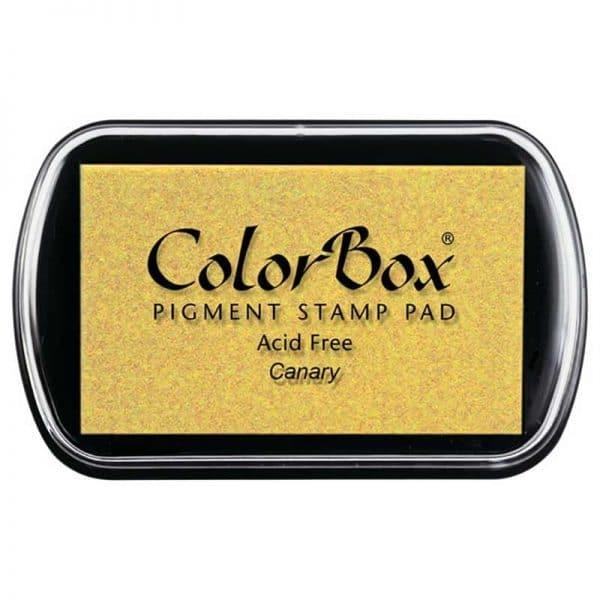 Tampon estándar Colorbox Canary 15011