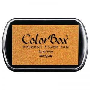 Tampon estándar Colorbox Marigold 15012