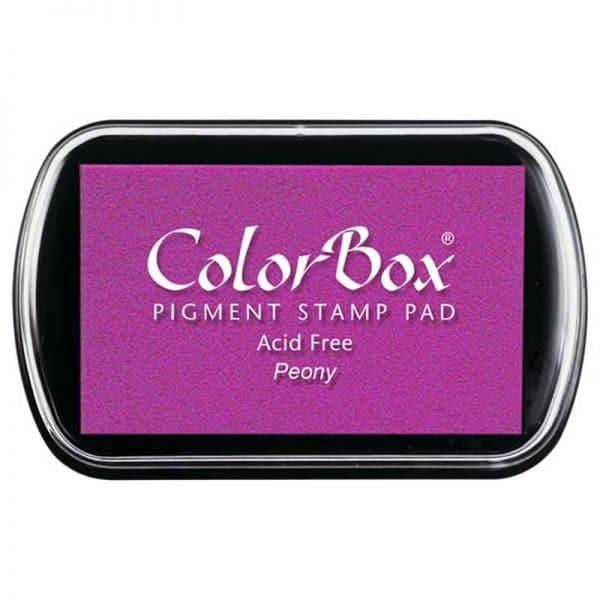 Tampon estándar Colorbox Peony 15016
