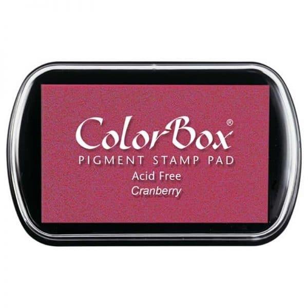 Tampon estándar Colorbox evergreen15025