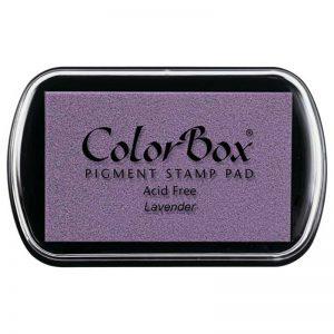 Tampon estándar Colorbox Lavander 15037