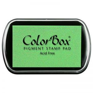 Tampon estándar Colorbox Apple Green 15041
