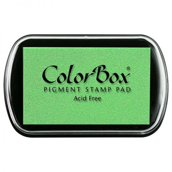 Tampon estándar Colorbox Apple Green 15041
