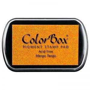 Tampon estándar Colorbox Mango Tango 15189