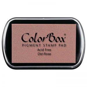 Tampon estándar Colorbox Old Rose 15057