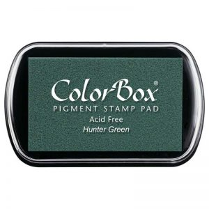 Tampon estándar Colorbox Hunter Green 15073