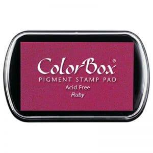 Tampon estándar Colorbox Rubí 15074