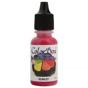 Tinta Colorbox Scarlet 14014