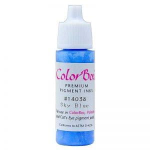 Tinta Colorbox Cielo Azul 14038