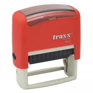 sello automático Traxx Printer 9012
