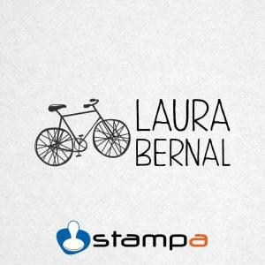 sello ropa automático bicicleta