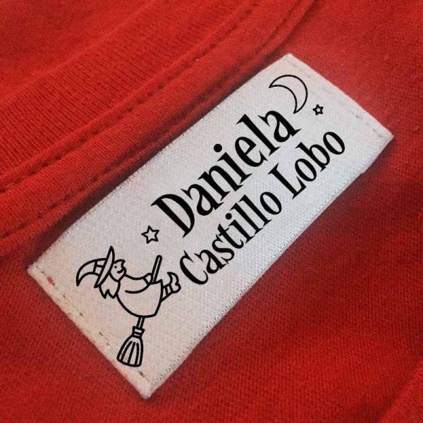 sello ropa automático brujita