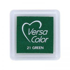 Tinta Versacolor Green TVS 21