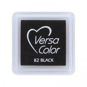 Tinta Versacolor Black TVS 82