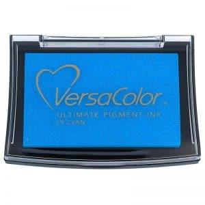 Tinta Versacolor Cyan TVS1-19