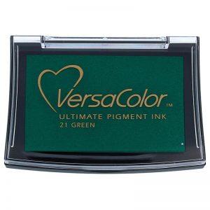 Tinta Versacolor Green TVS1-21