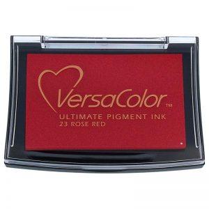 Tinta Versacolor Rose Red TVS1-23