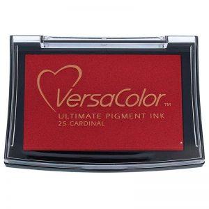 Tinta Versacolor Cardinal TVS1-25