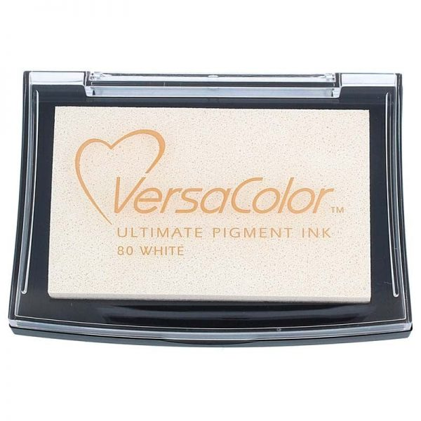 Tinta Versacolor White TVC1-80