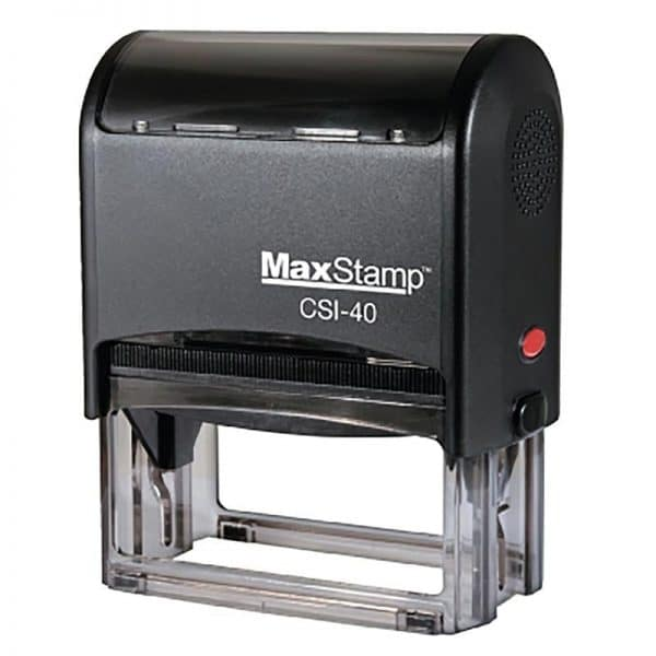 Max Stamp Eco-40